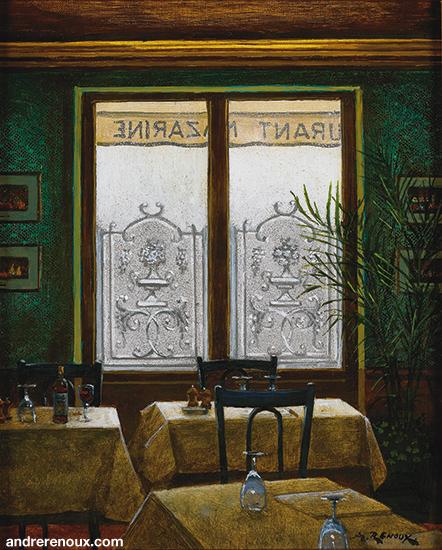Restaurant Mazarine