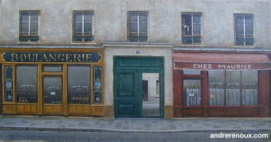 Restaurant Chez Maurice II
