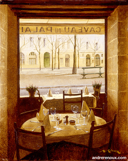 Restaurant Le Caveau Du Palais