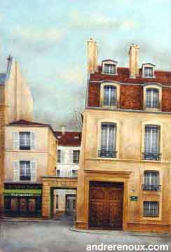 Rue Chanoinesse II