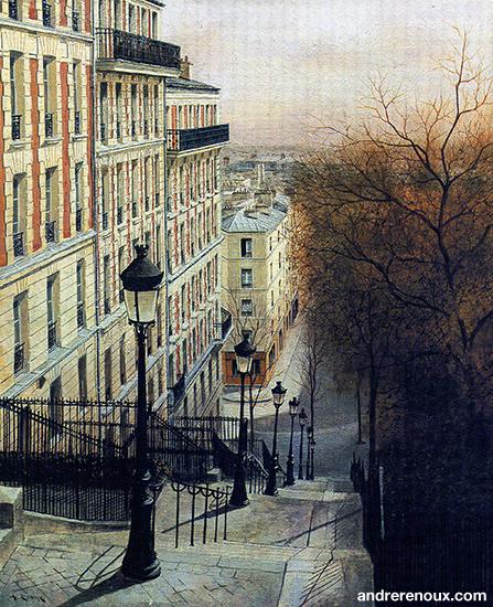 Rue Utrilo I