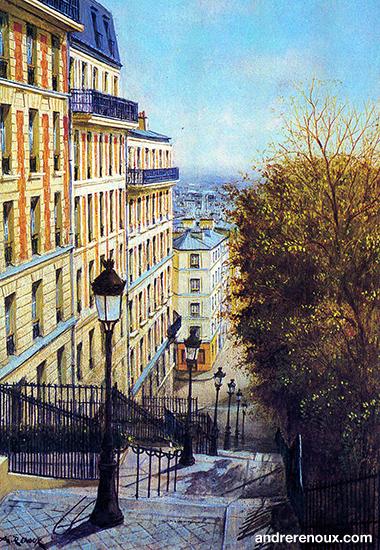 Rue Utrilo II