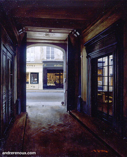 Rue des Saints-Pères