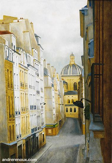 Rue Mazarine