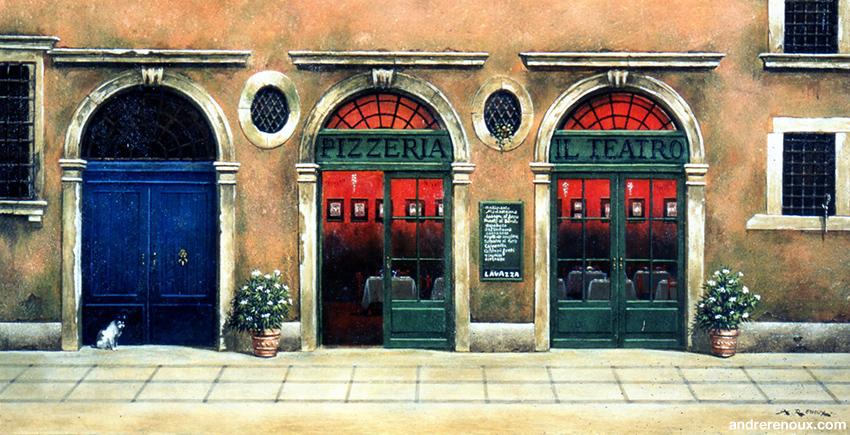 Venise V Pizzeria Il Teatro