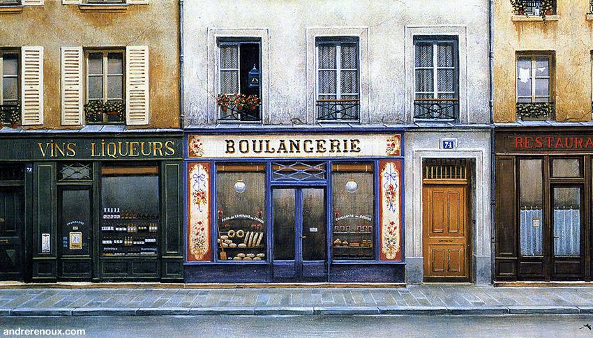 Vins Liqueurs Boulangerie