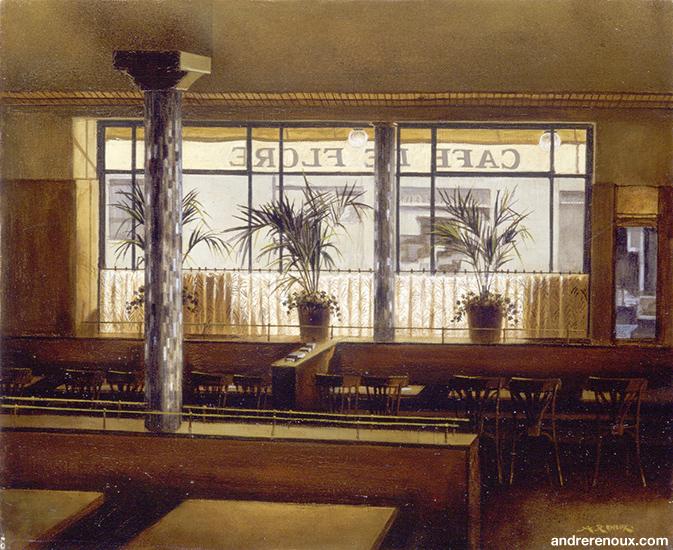 Café De Flore I